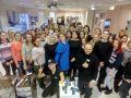 Фінал Всеукраїнського конкурсу серед навчальних закладів з перукарського мистецтва – «СНІГОВА КОРОЛЕВА»